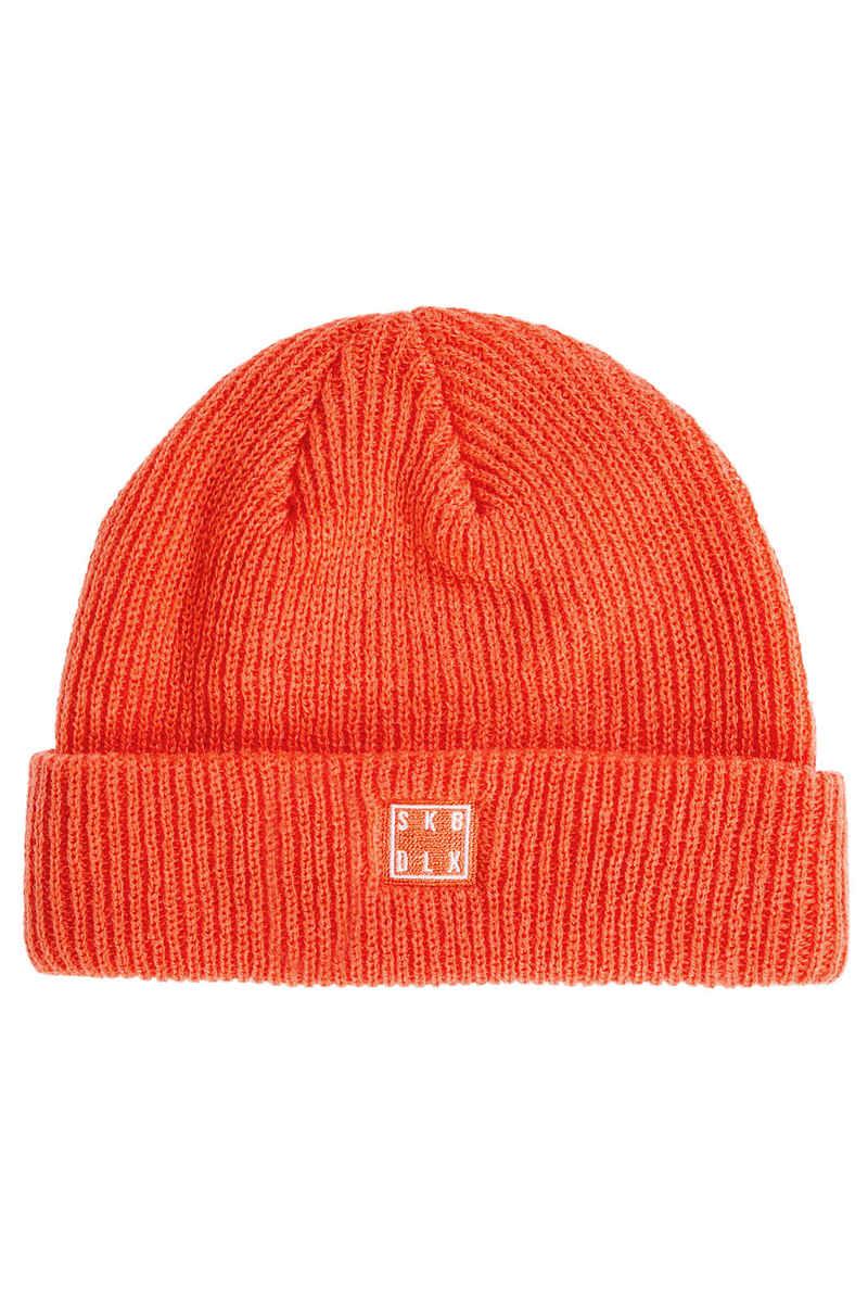 SK8DLX Square Mütze (orange)