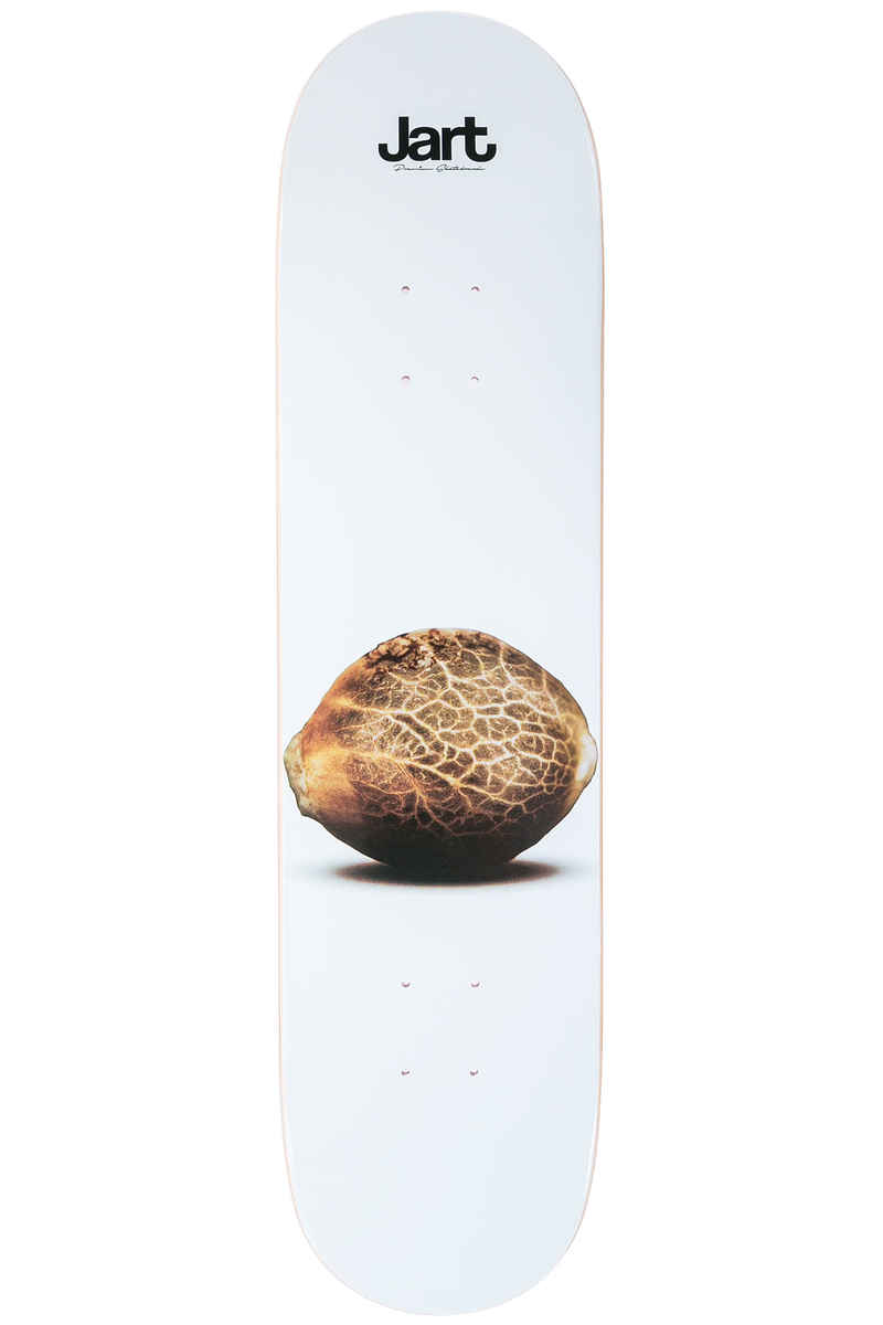"Jart Skateboards Weed 7.75"" Tabla (white)"