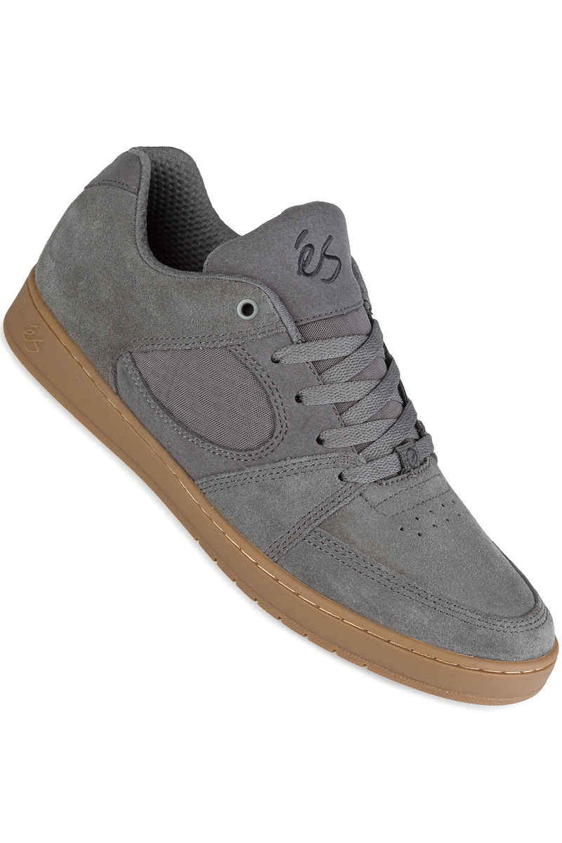 éS Accel Slim Shoes (grey gum)