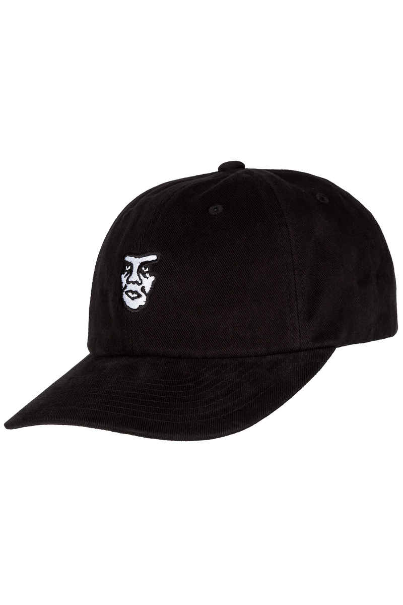Obey Fubar 6 Panel Cap (black)