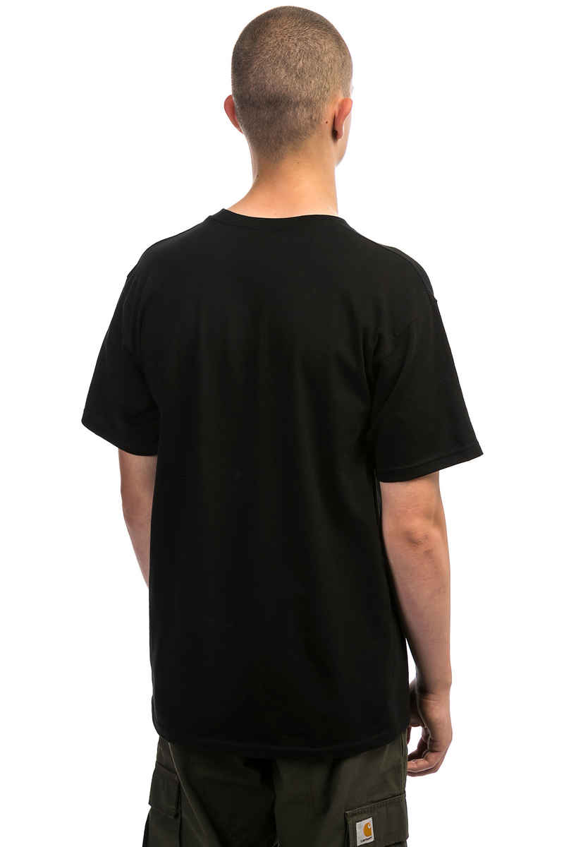 Obey Screamer T-Shirt (black)