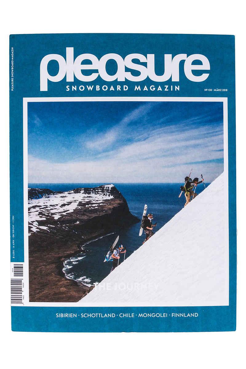 Pleasure #130 Magazin März 2018