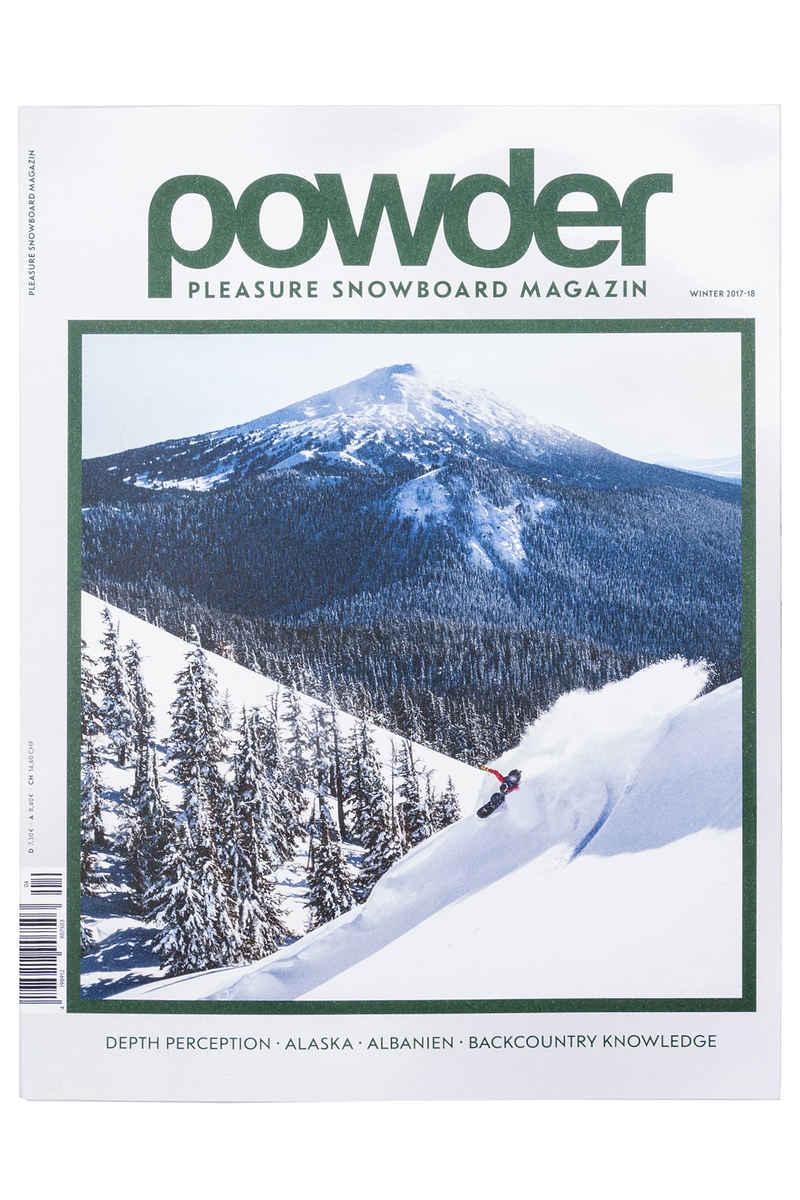 Pleasure Powder Special Rivista 2017