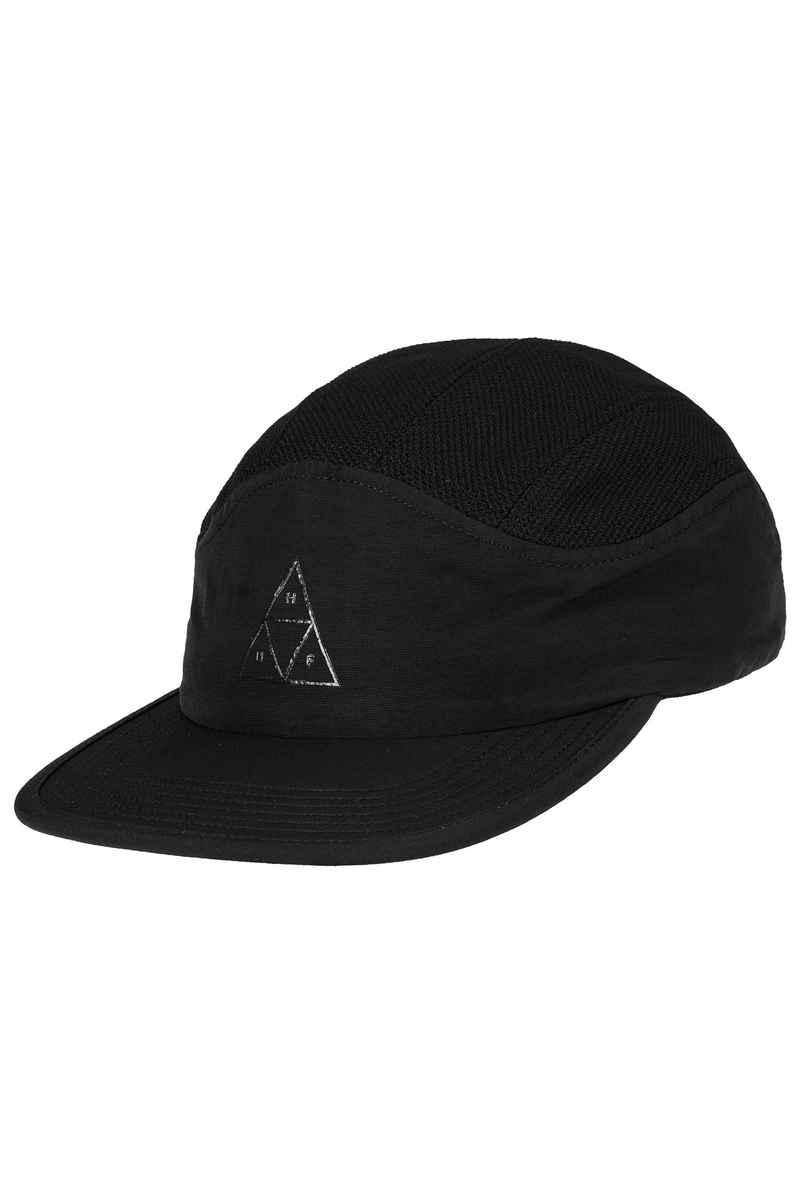 HUF Triple Triangle Runner Cap (black)