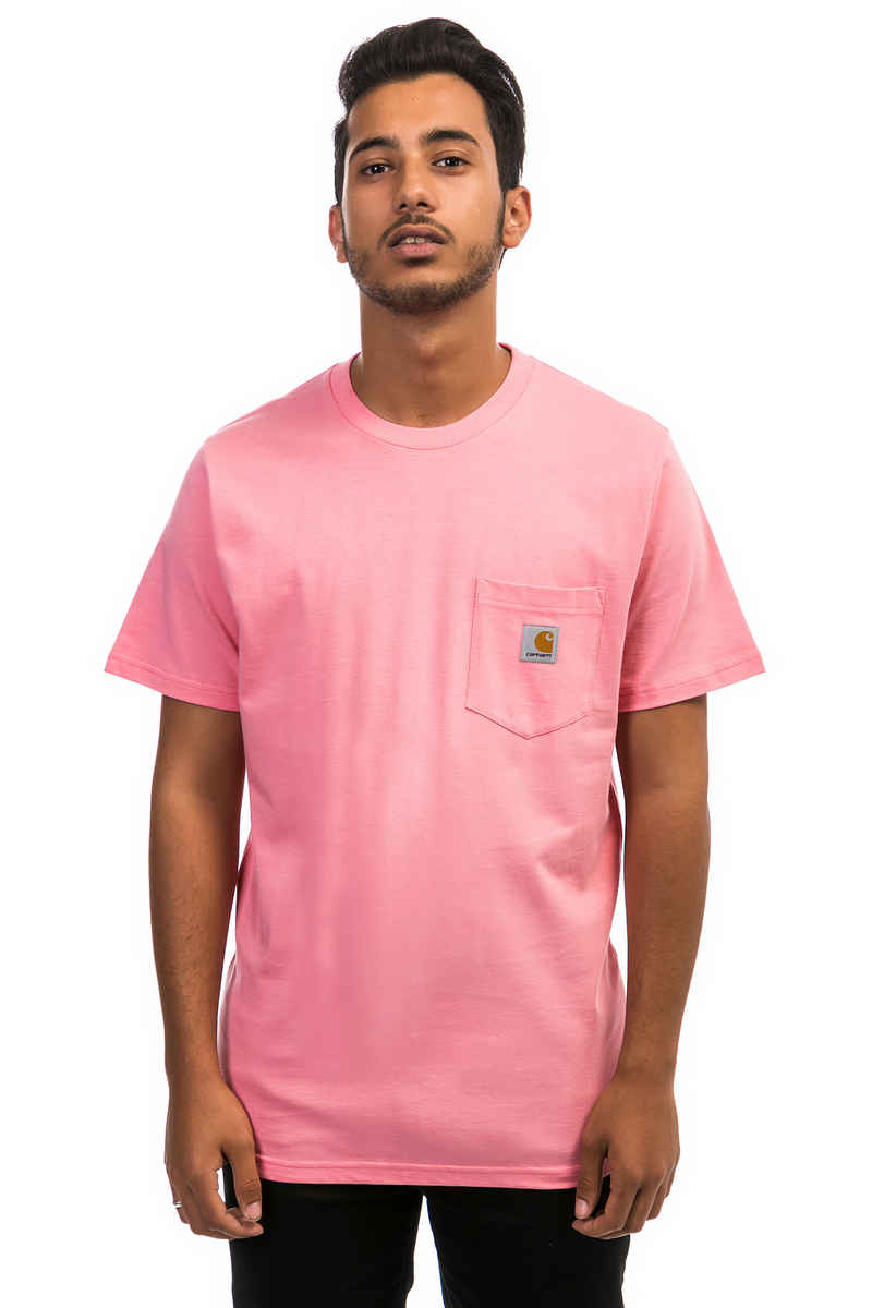 Carhartt WIP Pocket T-Shirt (guava)