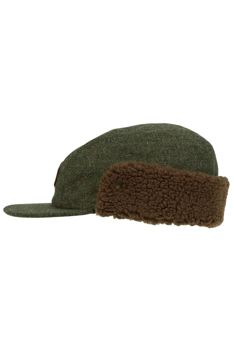 Brixton Trig Tow-Panel EF Casquette (moss)