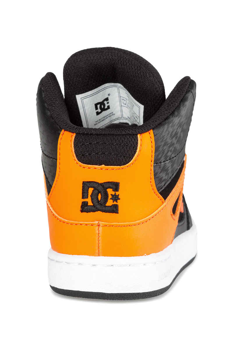 DC Rebound SE Shoes kids (orange black)