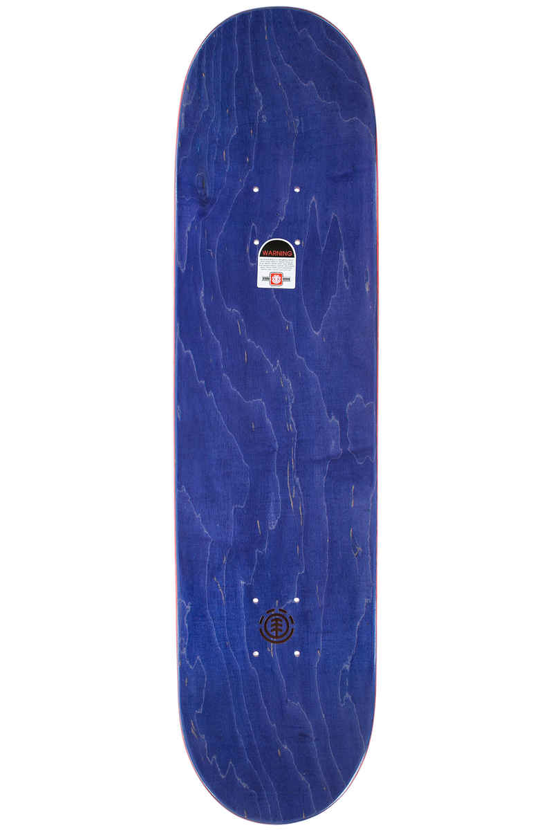 "Element x NR Garcia Pencil 8.125"" Deck (white)"