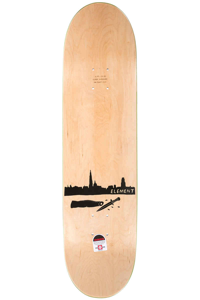 "Element x NR Zwijsen Handwerpen 8.375"" Deck (white)"