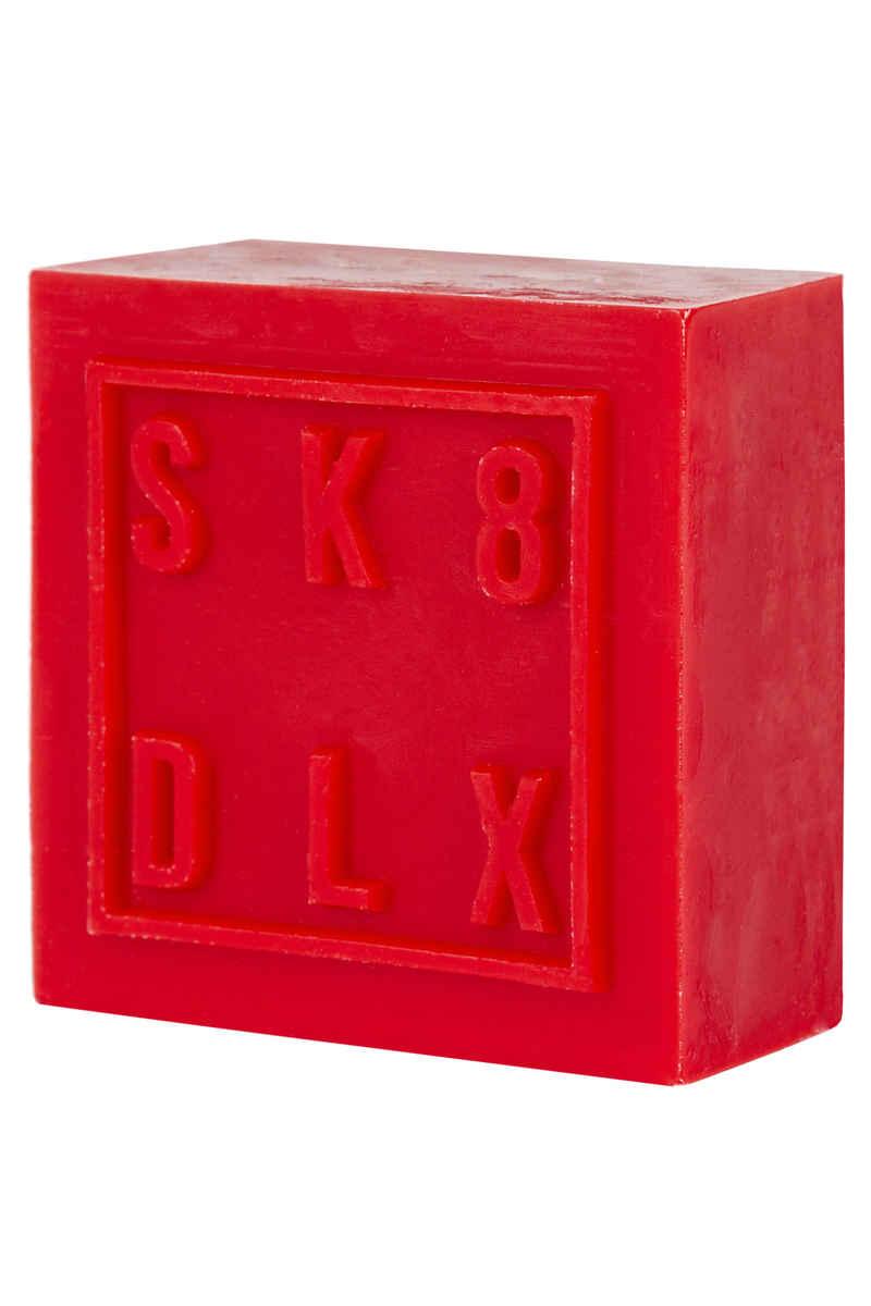 SK8DLX Square Cera Skate (red)