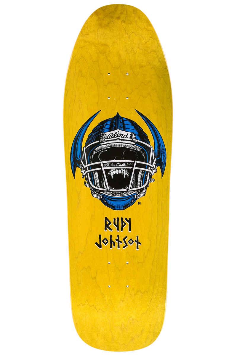 "Blind Johnson Jock Skull Heritage Reissue 9.875"" Tavola"