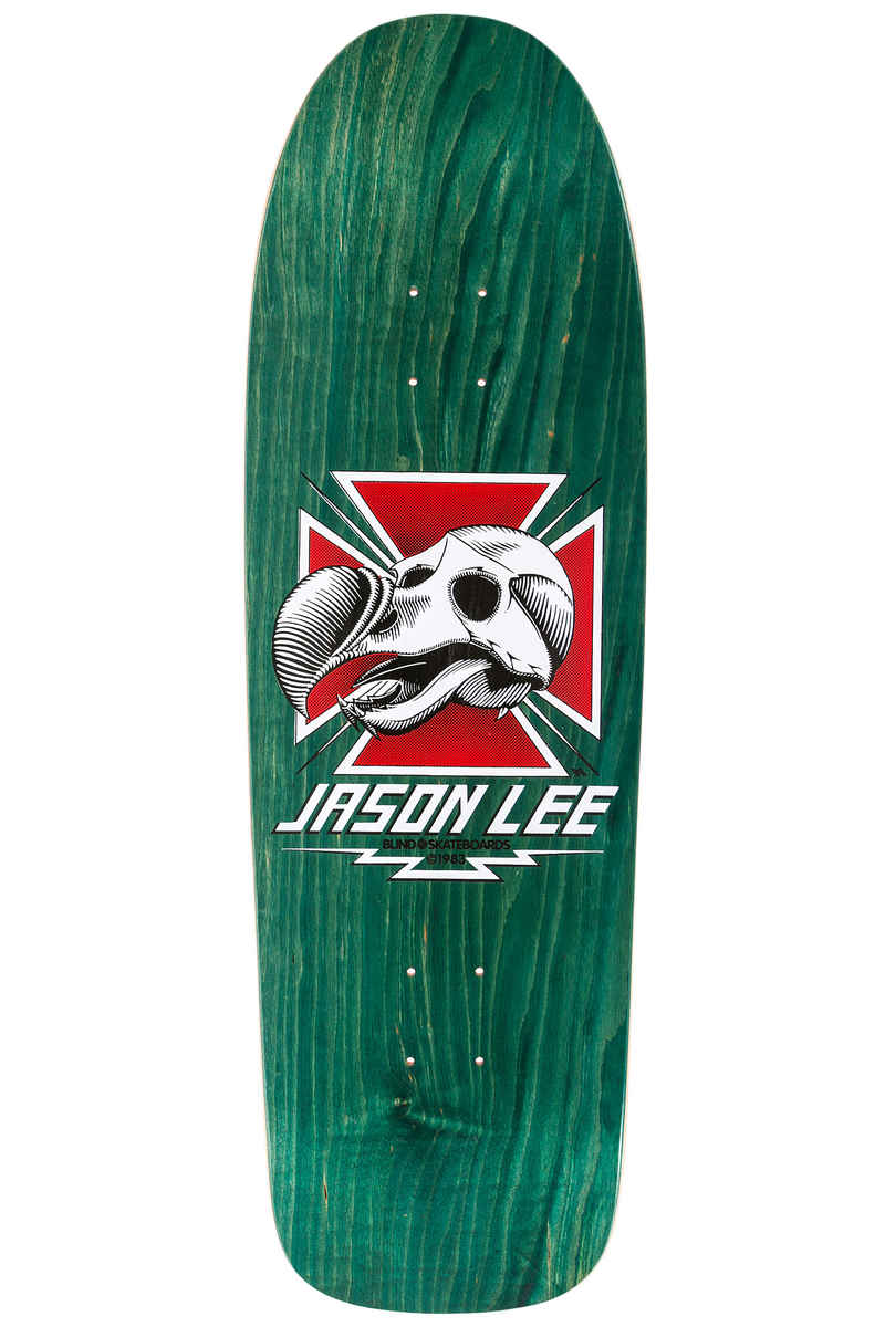 "Blind Lee Dodo Skull Heritage Reissue 9.625"" Deck"