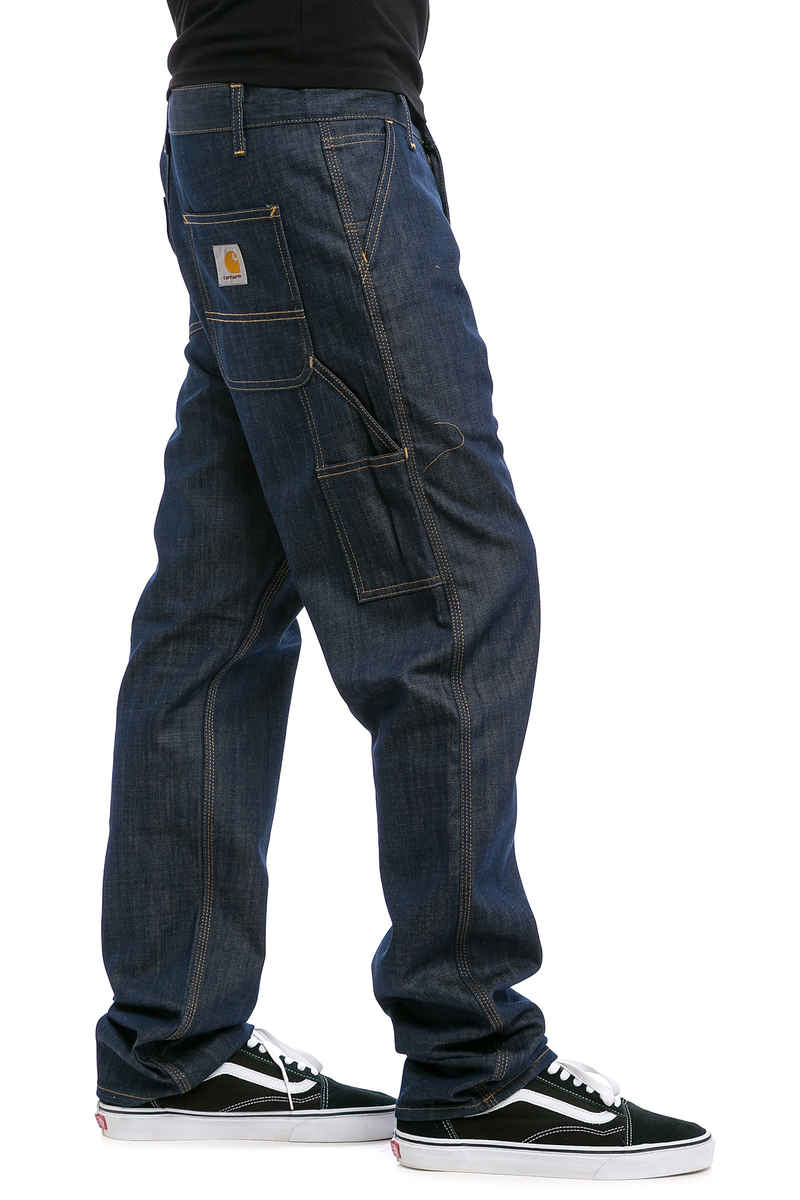 Carhartt WIP Single Knee Pant El Cajon Jeans (blue rigid)