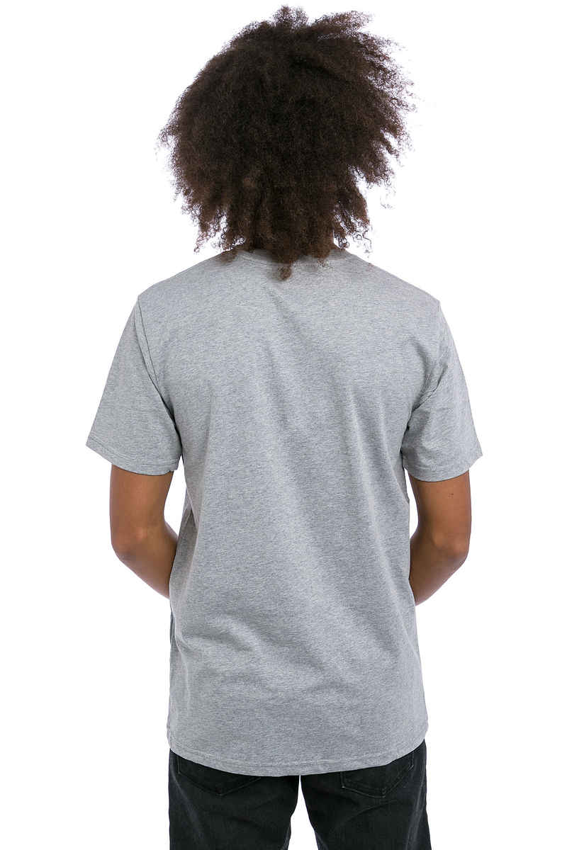 DC Rebuilt 2 T-Shirt (grey heather)