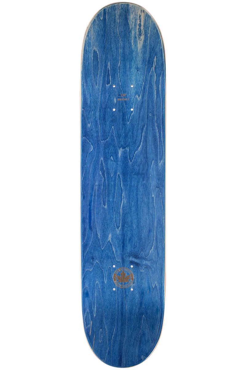 "Inpeddo Dots Logo 7.75"" Planche Skate (blue)"