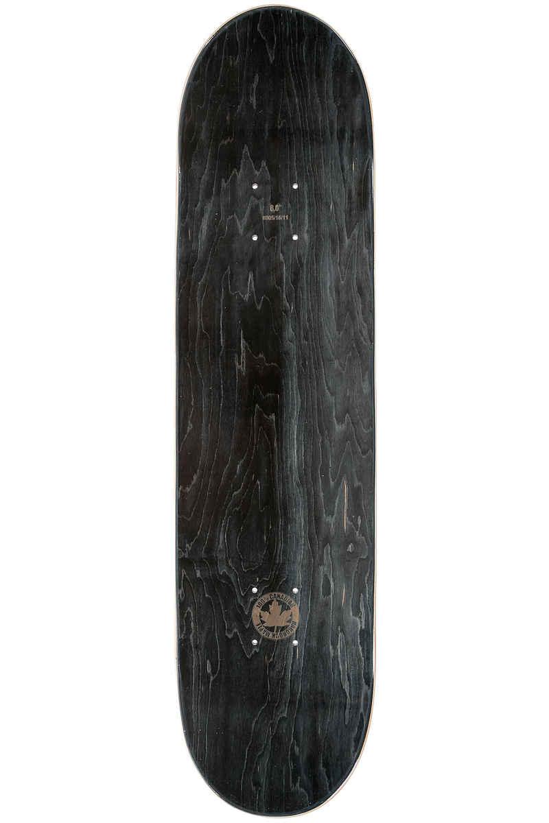 "Inpeddo Dots Logo 8"" Planche Skate (black)"