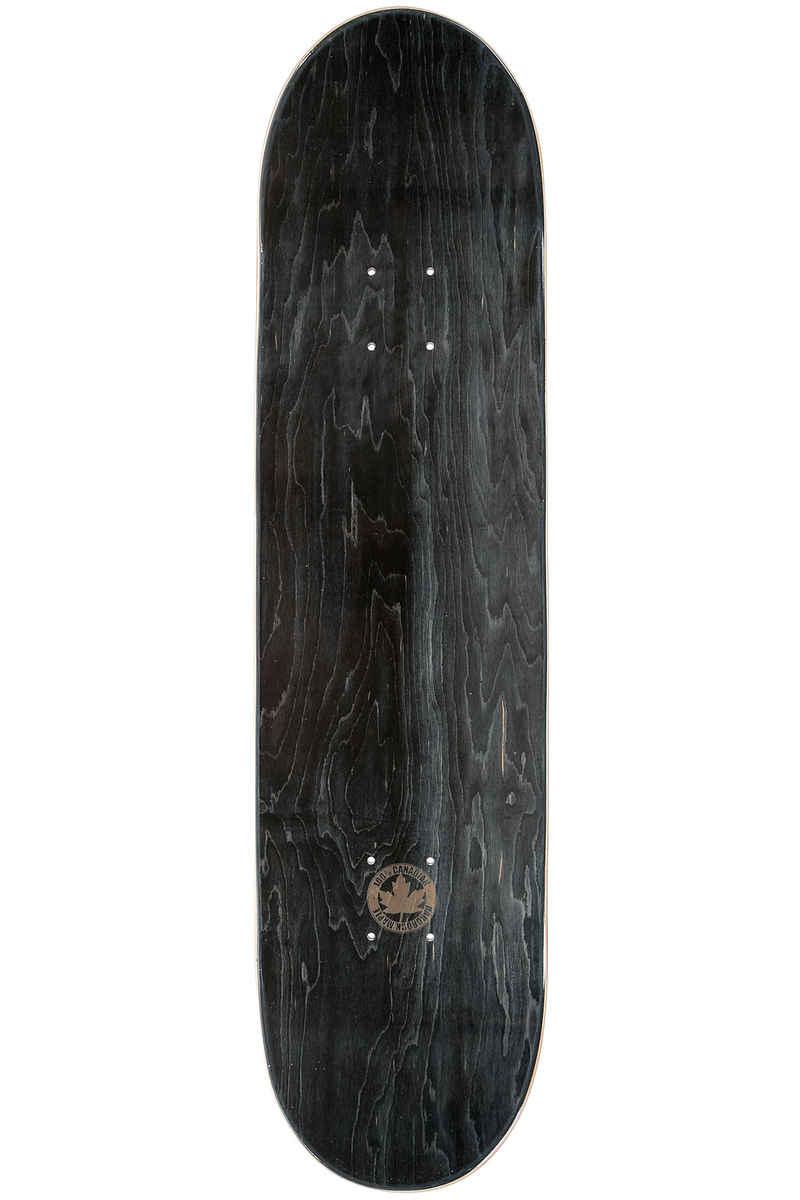 "Inpeddo Dots Logo 8.5"" Planche Skate (black)"