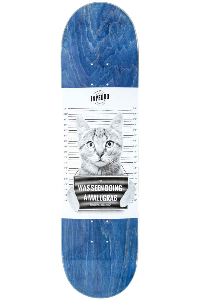 "Inpeddo Mallgrab Cat 8.5"" Planche Skate (black)"