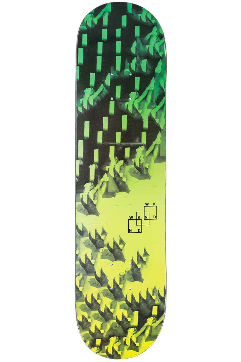 "WKND Ballerina Kaleidoscope 8"" Tabla (green)"
