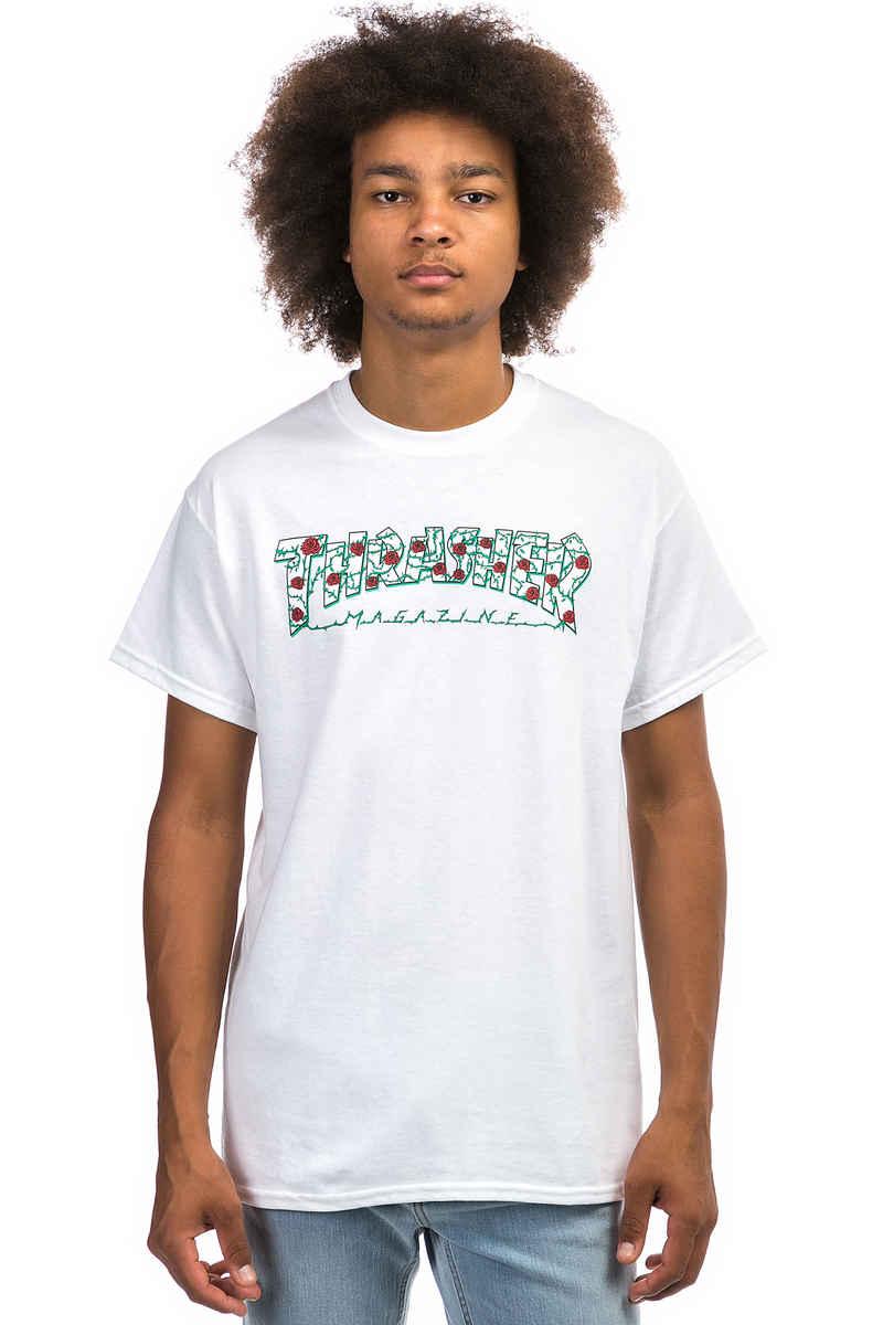 Thrasher Roses T-shirt