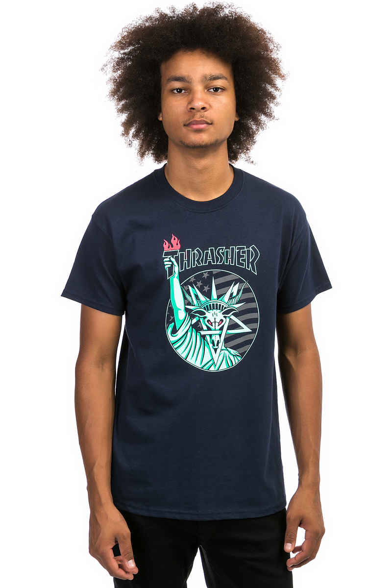 Thrasher Liberty Goat T-shirt