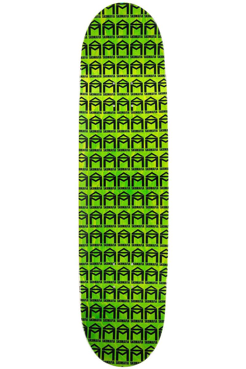 "Sk8Mafia Palmore 7 Wonders 8"" Deck (turquoise)"