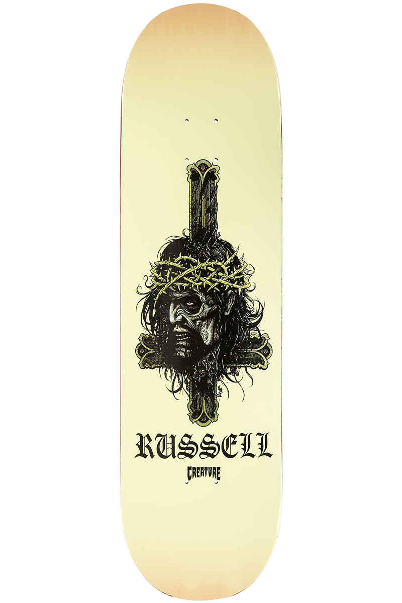 """Creature Russell Holy Moley 9"""" Deck"""