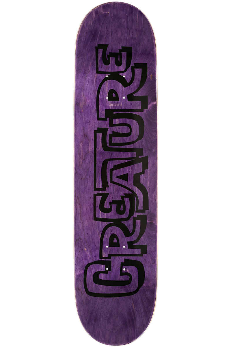 "Creature Beezlebub 8"" Deck (purple)"