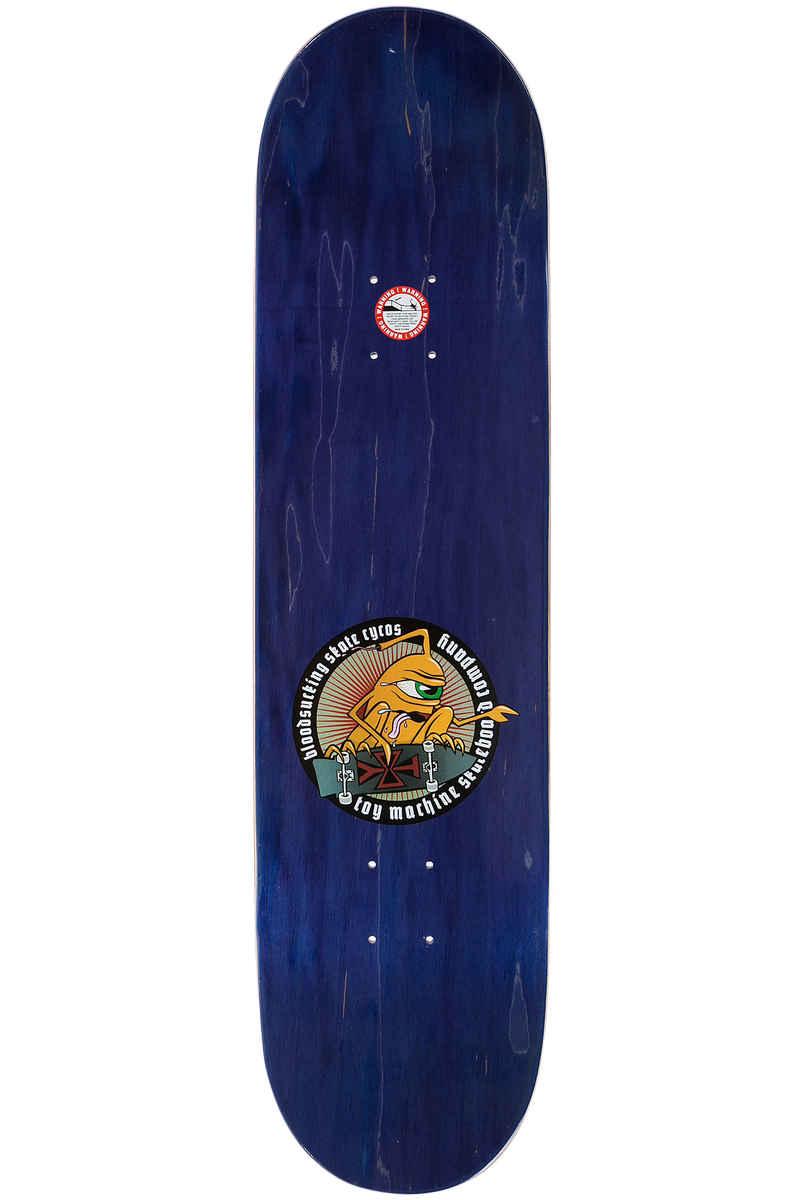 """Toy Machine Bennett Spirits 8.25"""" Planche Skate (multi)"""