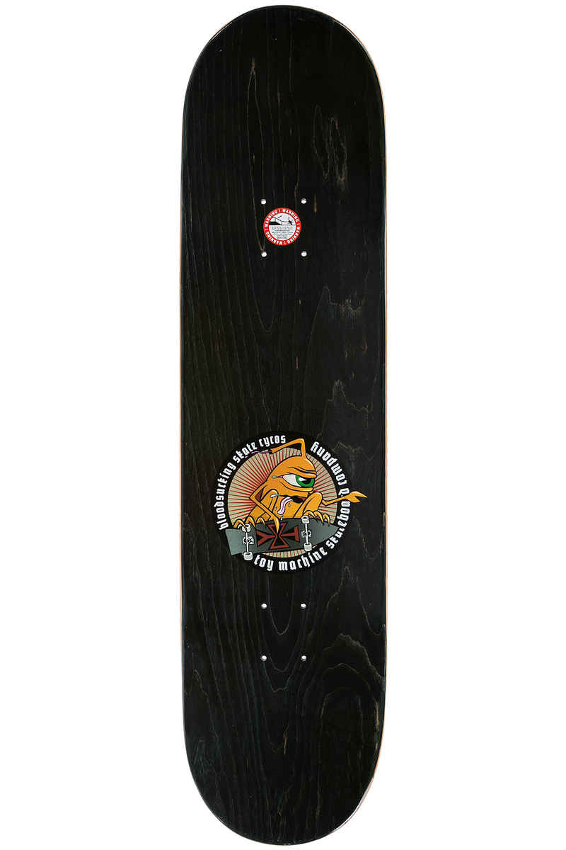 "Toy Machine Leabres Spirits 8.375"" Deck (multi)"