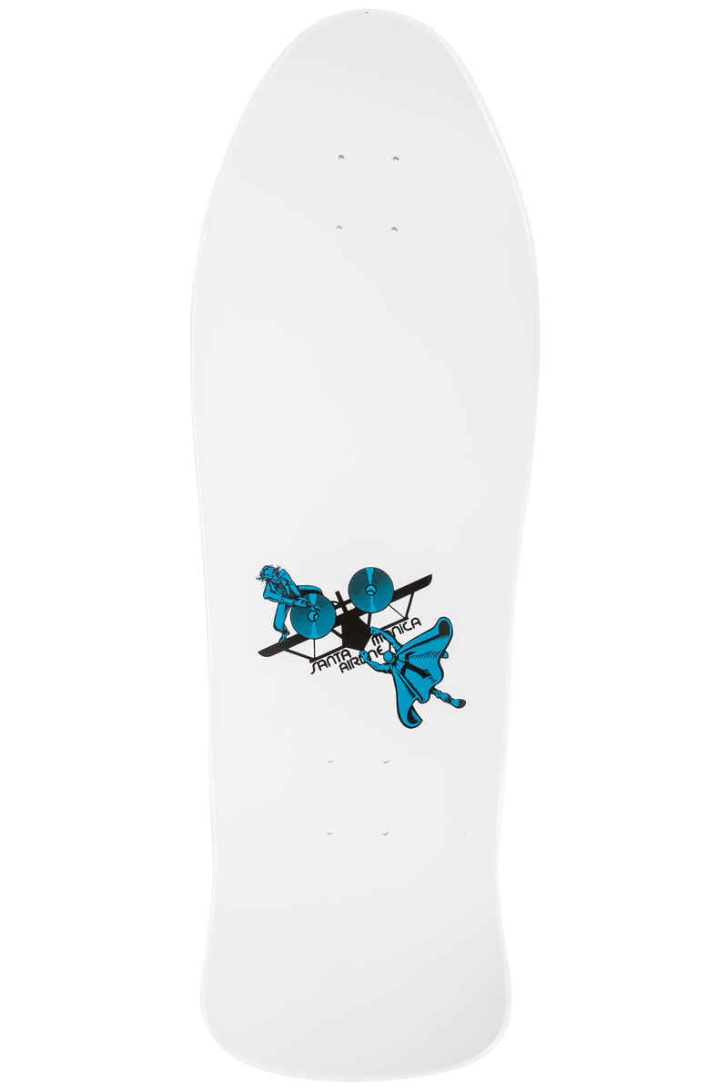 "Santa Cruz Thiebaud Joker Reissue 10"" Deck (white)"