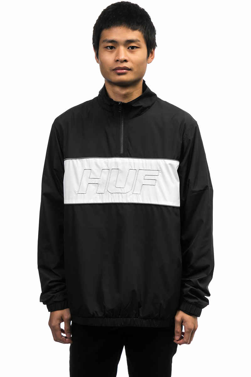 HUF Stadium Track Jacket (black)