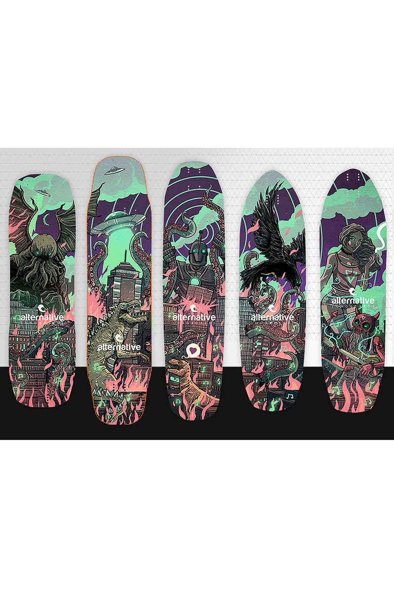 "alternative Wrobel 35.4"" (90cm) Longboard Deck"