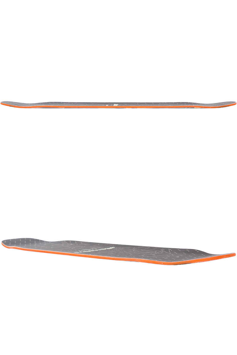 "alternative Flamingo 41.73"" (106cm) Longboard Deck 2017"