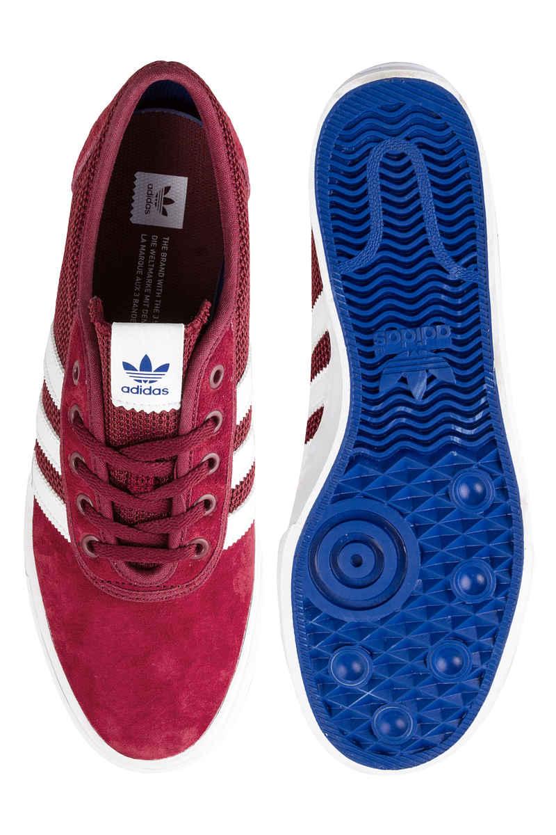 adidas Skateboarding Adi Ease Shoes (core burgundy white royal)