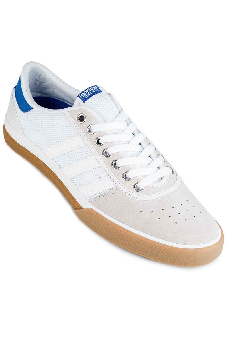 adidas Skateboarding Lucas Premiere Shoes (white royal gum)