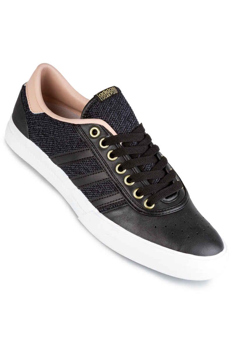 adidas Skateboarding Lucas Premiere Shoes (core black asphalte gold)