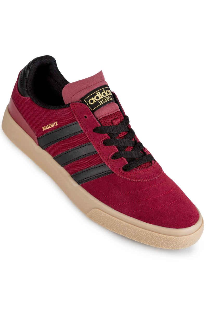 adidas Skateboarding Busenitz Vulc Shoes (core burgundy black gum)