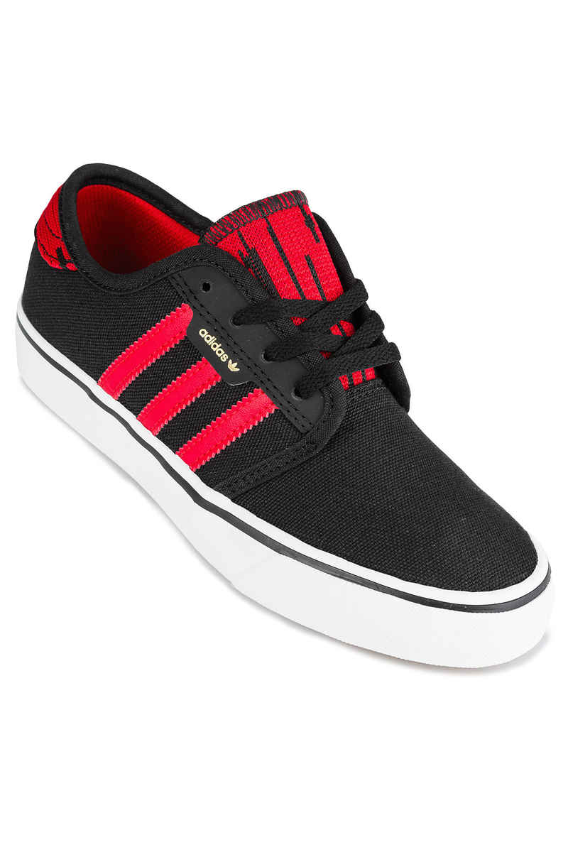 adidas Skateboarding Seeley Chaussure - trace core black white DEmBex