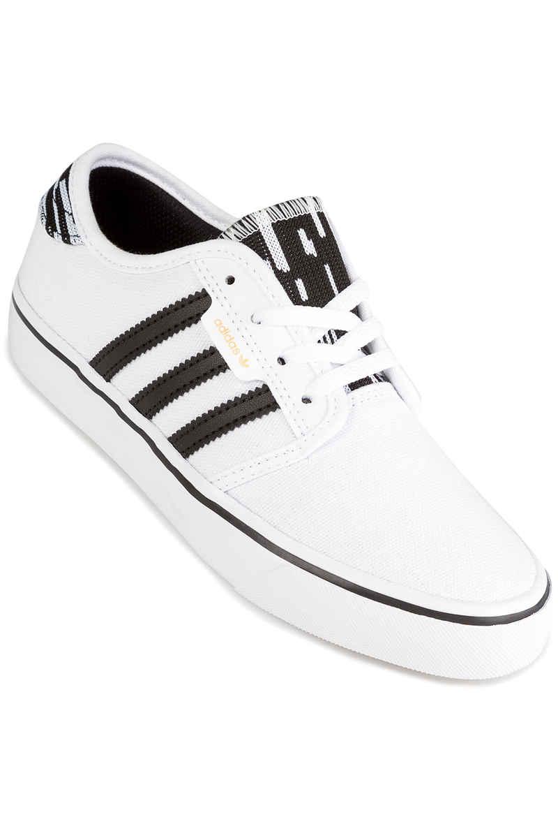 adidas Skateboarding Seeley Schuh kids (white core black white)