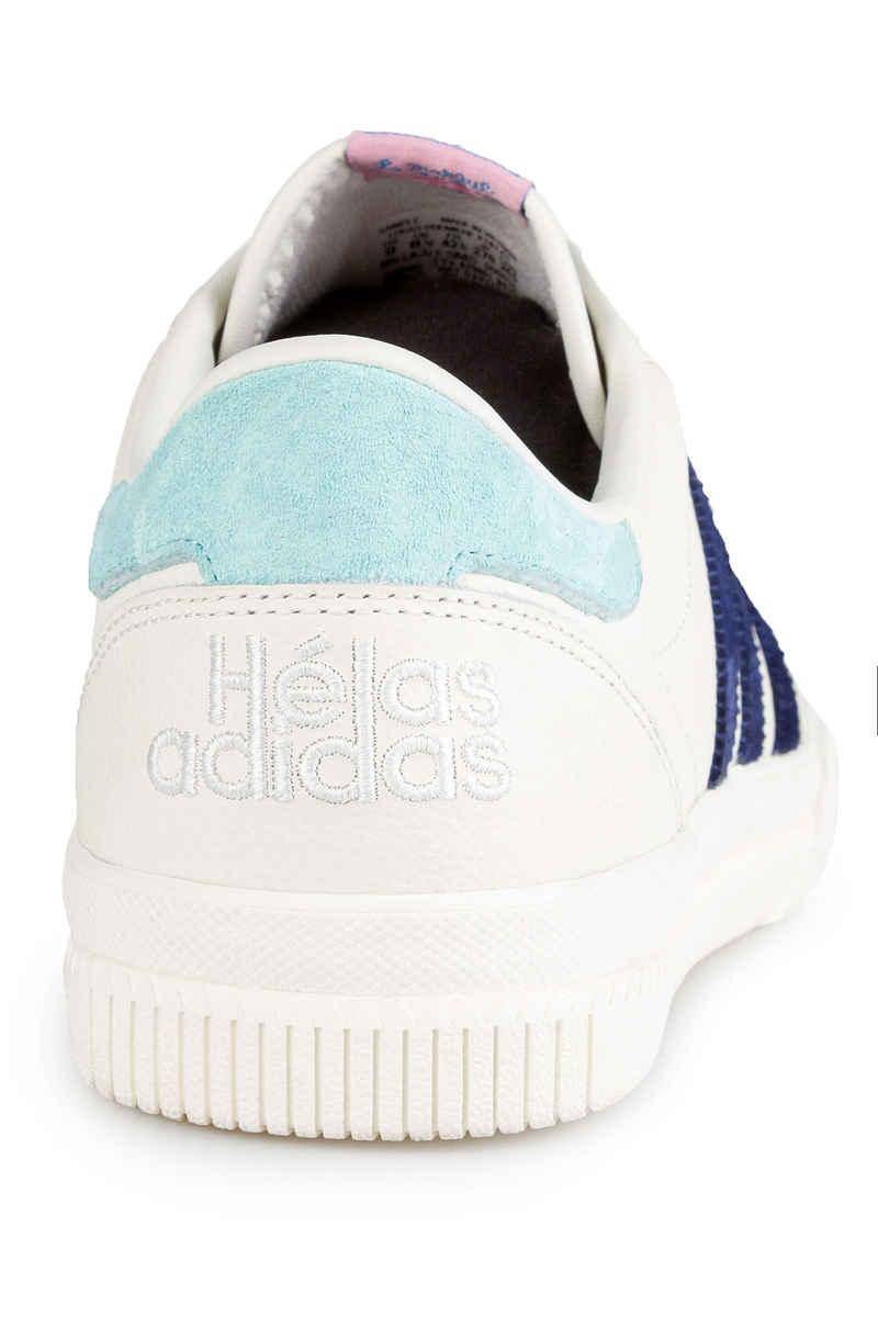 adidas x Hélas Lucas Premiere Shoes (white blue aqua)