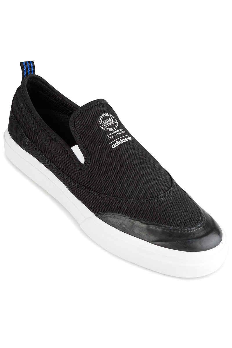 adidas Skateboarding Matchcourt Slip Chaussure (core black white gum)