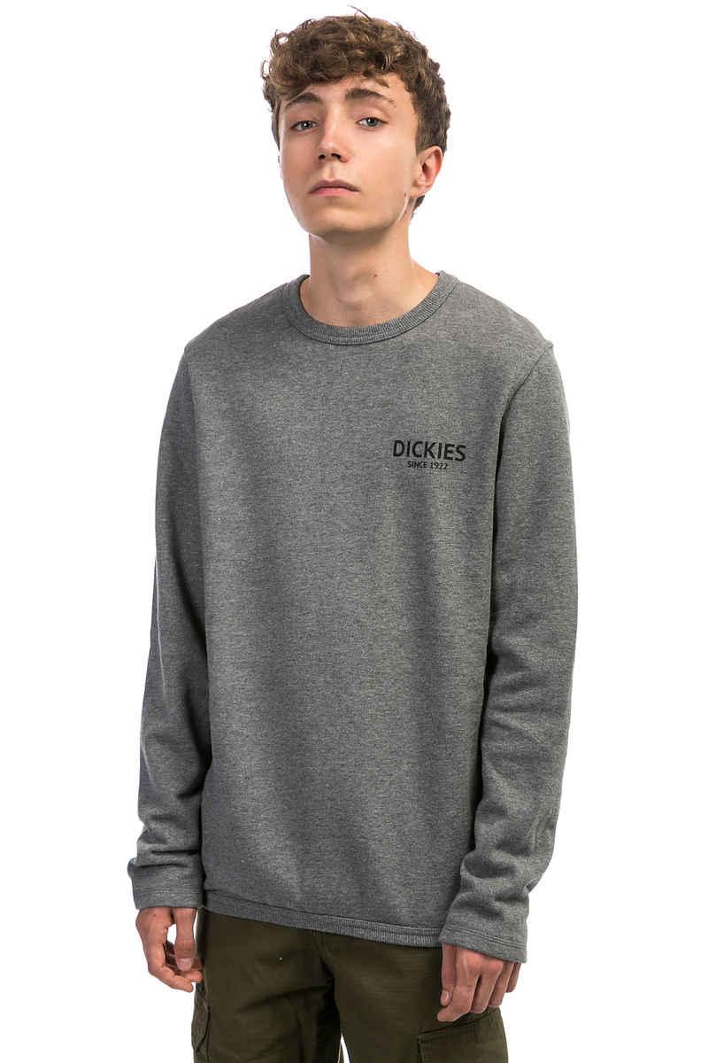 ea71f9a0e5dbd6 Dickies Rossville Sweatshirt (dark grey melange) buy at skatedeluxe