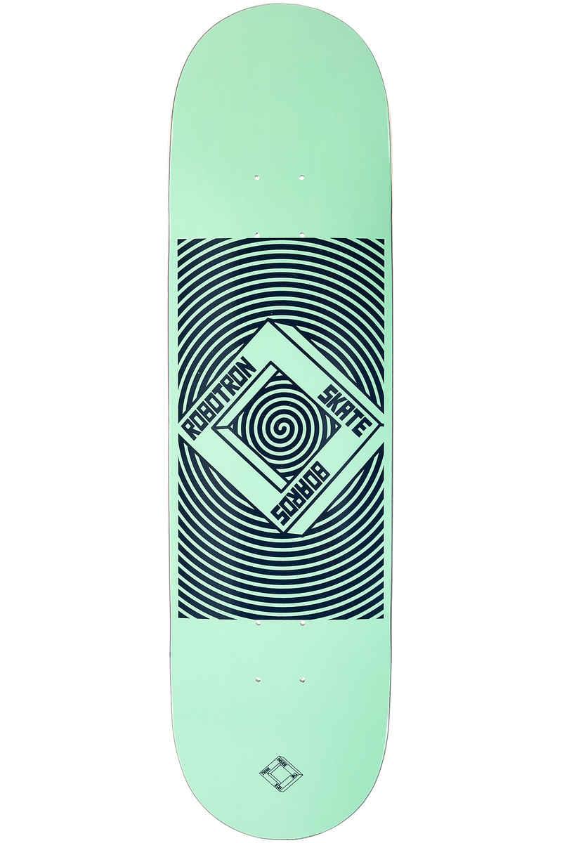 "Robotron Square 8.375"" Planche Skate (waldmeister)"