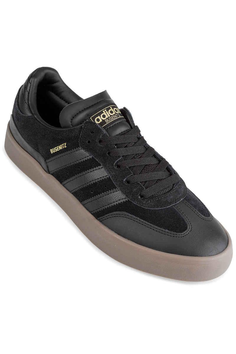 adidas Skateboarding Busenitz Vulc RX Shoes (core black core black gum)