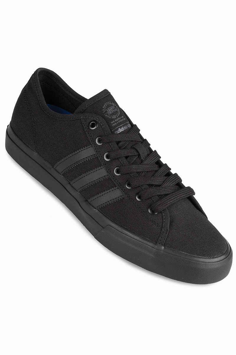 adidas con lo skateboard matchcourt rx scarpe (core core core di colore nero