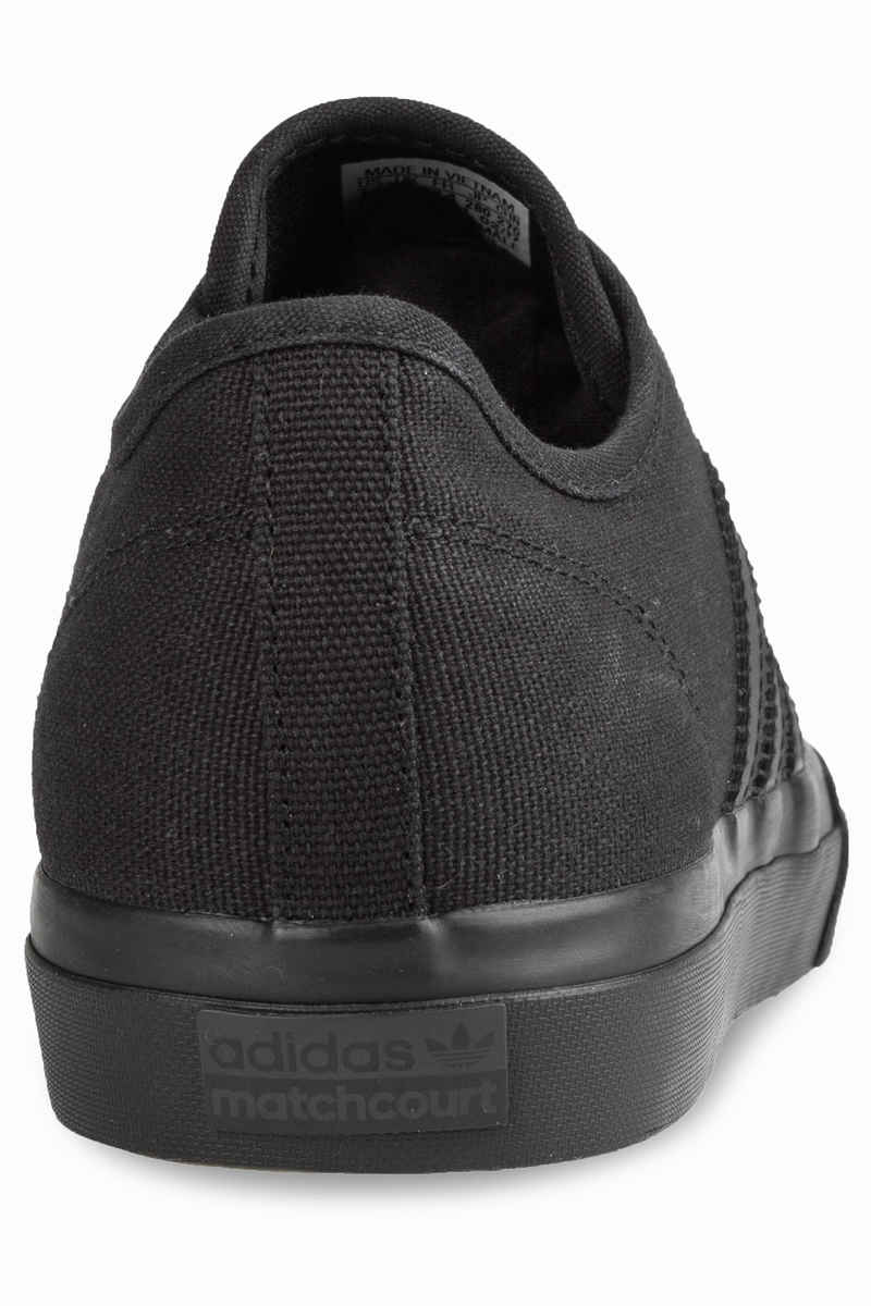 adidas Skateboarding Matchcourt RX Shoes (core black core black core black)