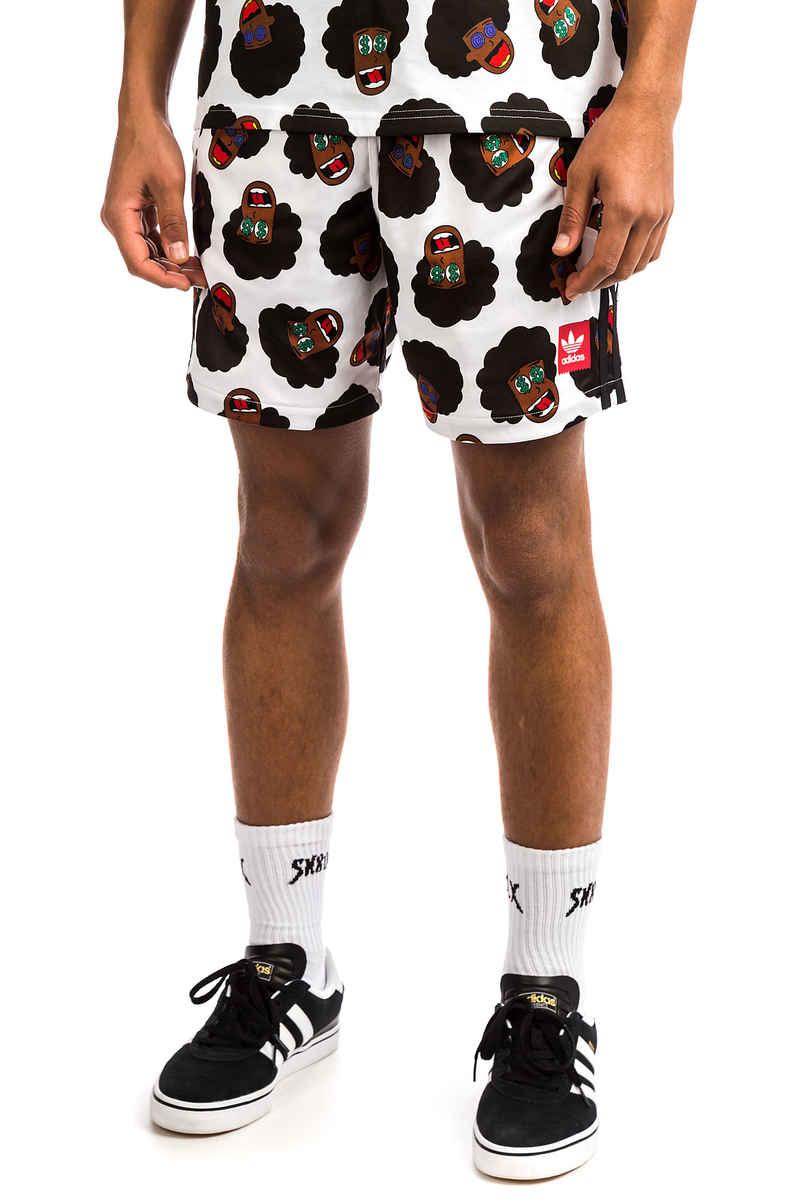 adidas x Na-Kel Shorts (multicolor scarlet black)