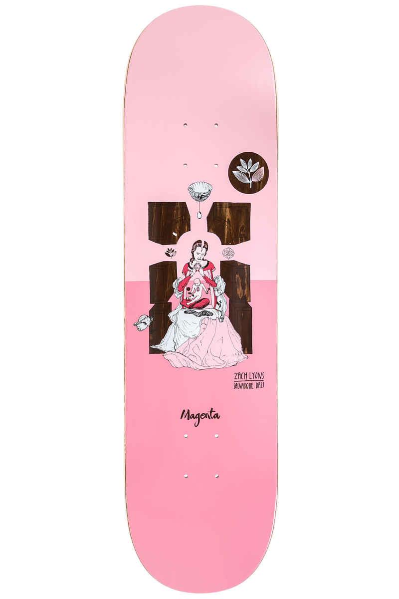 """Magenta Zach Dali 8.25"""" Deck (pink)"""