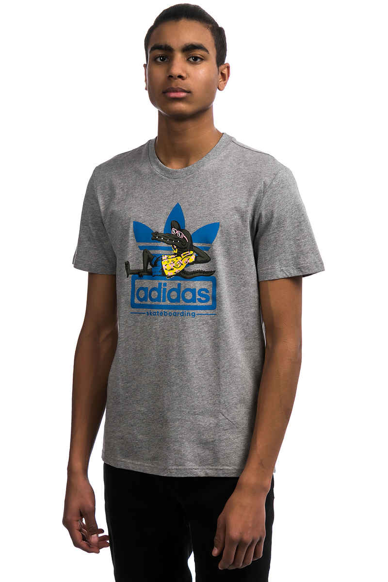 adidas Laid Out T-Shirt (grey)
